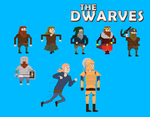The Dwarves - Characters by nenadradojcic