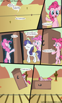 MLP Bathroom Emergency by LoCeri