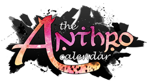 Anthro Calendar Logo by Ashalind