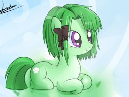 Asa Shigure Pony by Lunecho