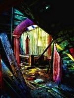 The Colored Place by RiegersArtistry