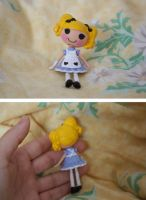 Alice in Wonderland Lalaloopsy by Kamiflor