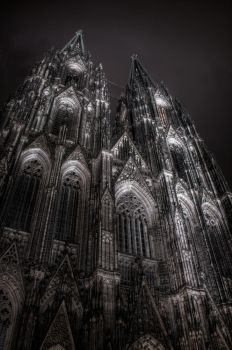 Dome Cologne I of II by erasemydisease