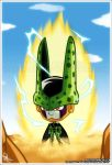 OMG It's Super Perfect Cell by Hellknight10