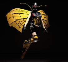 The Wasp by hiram67