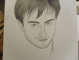 Daniel Radcliffe All Grown Up by Hazeleyes1990
