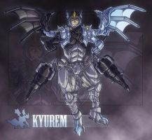 Black Kyurem Soldier [OPEN] by LuckySquid