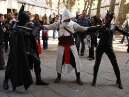 Assassin's Creed - FREEZE by darksidecry