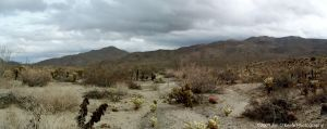 Plum Canyon pano 1 by JimOKeefePhotography