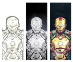 Iron by fabiomantovani