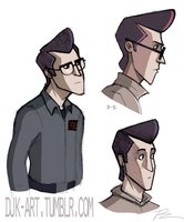 Egon Sketches by Vega-Three