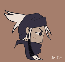 Colors039: Thief by RedVioletPanda