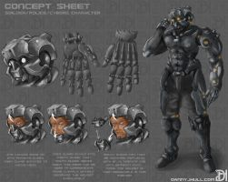 Character Concept Sheet by 02wdhull