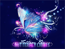 Follow the Butterfly lights by Hitsu26