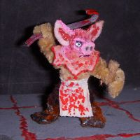 Pigmask Killer with Crowbar by the-gil-monster