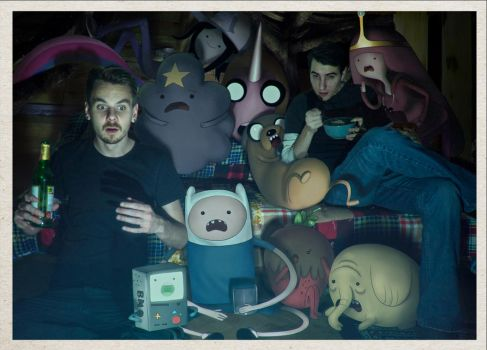 Adventure Time Movie Club by lord-phillock