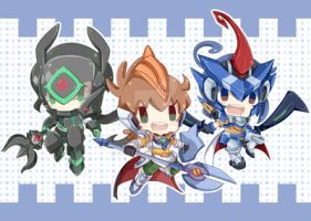 danball senki candy LBX by sweetc