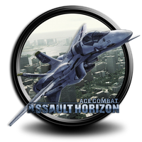 Ace Combat Assault Horizon icon S7 by SidySeven
