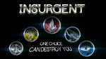 Insurgent: Factions by 4thElementGraphics