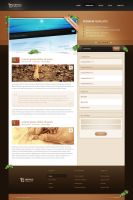 Wordpress Theme I - Sold by Andasolo