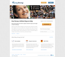 Many Strong Homepage by Anne-O