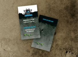 my id cards by Magdusia
