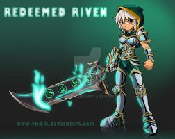 lol redeemed riven by Rud-K