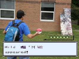 a wild missingno appeared