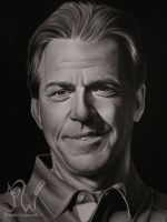Nick Saban by PriscillaW