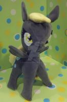Handmade Derpy Hooves Plushie by SowCrazy