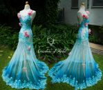 Tropics Gown by vani