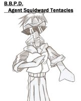 Squidward BBPD by stinkyryoma