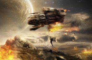 Failed Rescue by BenjaminHaley