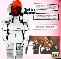 God is a Nigerian by implodedvoice