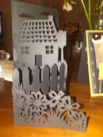 Paper cutting house by Acidity-Angel