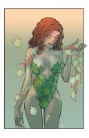 Poison Ivy Print by riq