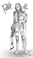 Party Poison (N.C.D.) by NadzEscapade