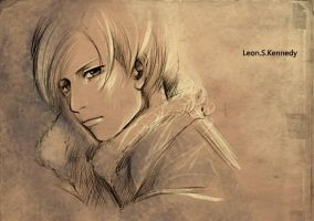 Leon by rabbitblanca