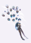 kyungsoo | byebyeballoon by Julia-Yes