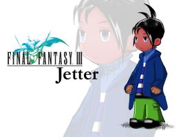 Final Fantasy III----Jetter by UncleLaurence