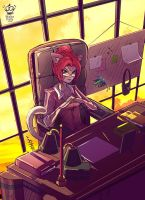 .: Trily's studio :. commission by Mako-Fufu