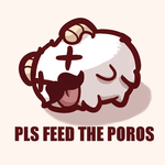 Dead poro by KittyConQueso