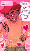 Tucker Valentine by ghostfiish