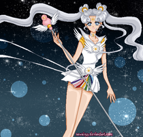 True Sailor Cosmos by sawai159