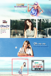 150730|(Free PSD) SISTAR Quote Pack|MrAce by sanjisan21