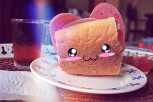 Kawaii Sandwich by AnonimFilozof