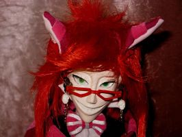 grell cheshire cat by zefforian