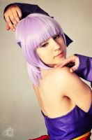Ayane by JustineVedovato