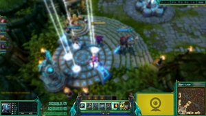Overlay - Jade Wukong Themed - Socron by GuilhermeVLima