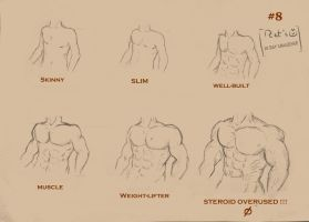 #8 - Male Bodybuilding [30 Day Challenge - Body] by Pcat007